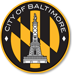 Baltimore City Sheriff's Office logo